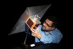 Dstl scientists tackle growing problem of space junk
