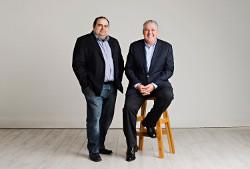 Dejero - Bogdan Frusina Founder & CTO with Bruce Anderson, CEO