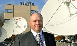 Newtec appoints Steve Mills as Global VP Sales