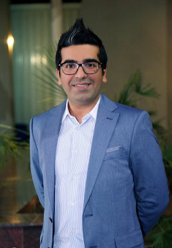 Irfan Gondal, CEO at BS Broadcast