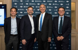 Intelsat, SES, Eutelsat and Telesat establish the C-Band Alliance (CBA), a consortium to facilitate