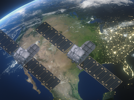 Astranis has started building its next four small geostationary communications satellites