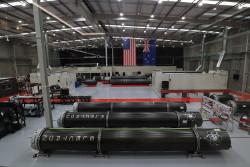 Rocket Lab production floor