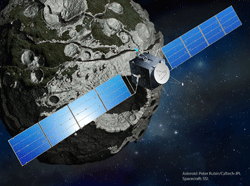 SSL to provide spacecraft for NASA asteroid exploration mission