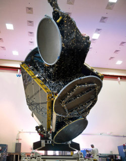 SSL-built, highly flexible satellite for EchoStar begins post-launch maneuvers according to plan
