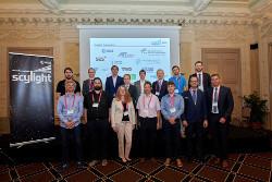 QUARTZ consortium representatives- Photo credit ESA