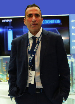 Selim Bouri, Head of Middle East North Africa and Asia-Pacific for Secure Land Communications at Airbus