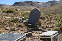 C-COM deploys in Andes