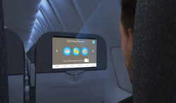 In-Flight Biometric Payment