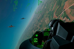 Elbit Systems training & simulation credit Elbit Systems
