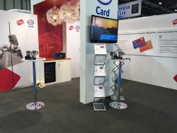Fleet Management Live stand