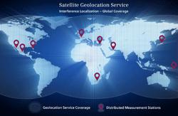 Satellite Geolocation Service