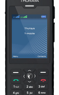 Thuraya unlocks power of convergence and sets new standards with world's first dual mode, dual SIM p