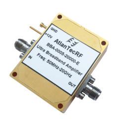 AtlanTecRF Ultra Broadband Amplifier