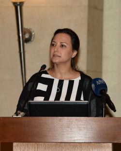 Najat Abdulrahman, Executive Vice President of Global Strategic Business Development at Yahsat
