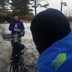 Dejero - NexTing Winter Games Coverage