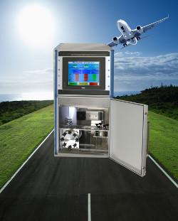 Aerospace vapour permeability