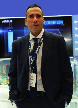 Selim Bouri, Vice President Head of Region, Middle East North Africa & Asia Pacific for Secure Land Communications at Airbus