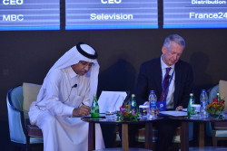 Arabsat and BBC Arabic announce the renewal of their agreement