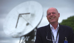 Bob Gough, Head of Business Development, Asia-Pacific and Australia, Goonhilly Earth Station Ltd.