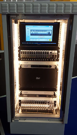 ViaLite Ka-Band Diverse System setup