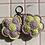 Thumbnail: Parma Violet Keyring