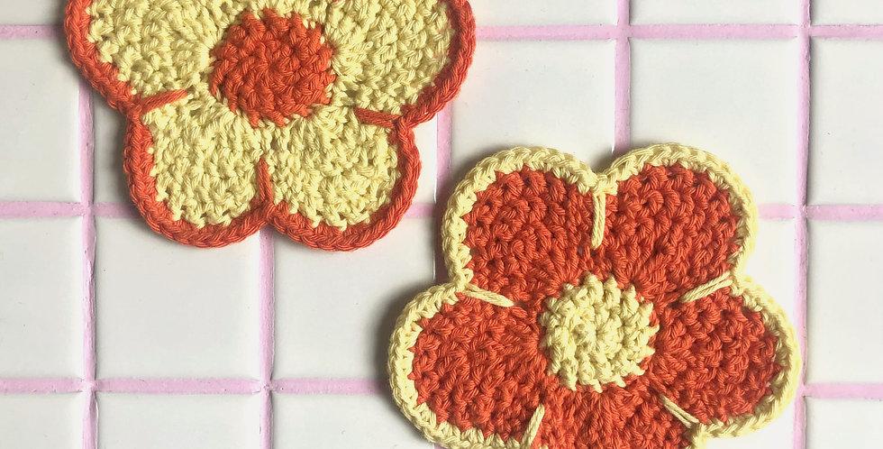 Marmalade Coasters