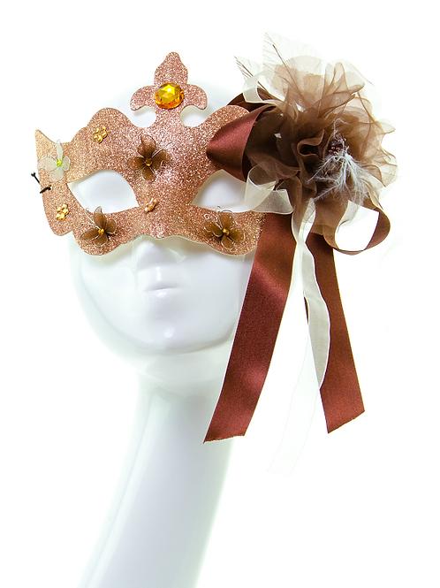 Florence - Glitter Butterfly Mask