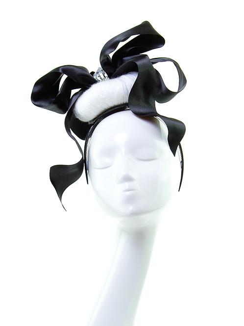 Nina - Bow Headpiece
