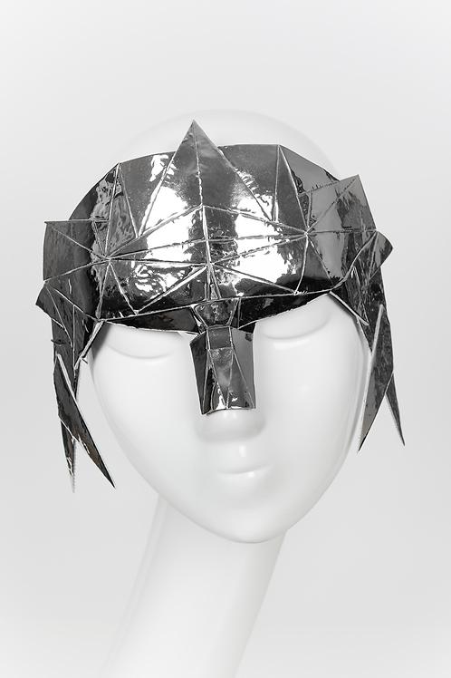 Titus - Futuristic Mirrored Mask