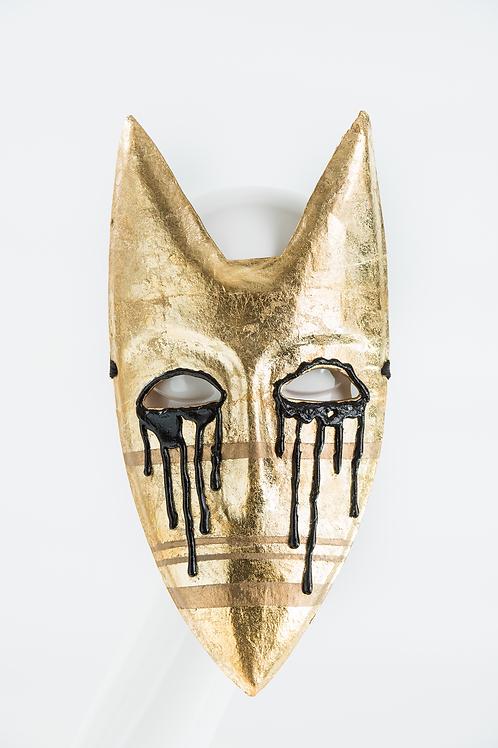 Lágrimas del sol - Golden Aztec Mask