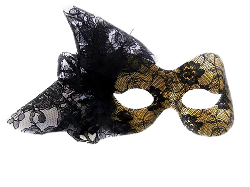 DENTELLE - Lace Masquerade Mask