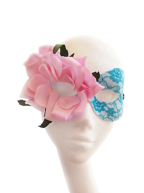 PRIMROSE - Floral Masquerade Mask