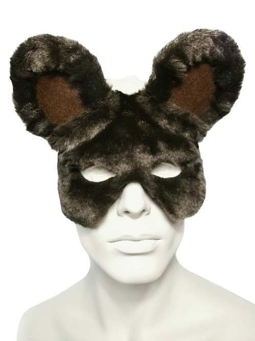 HERITAGE BEAR - Fur Animal Mask