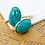 Thumbnail: TURQUOISE - Gemstone Cufflinks