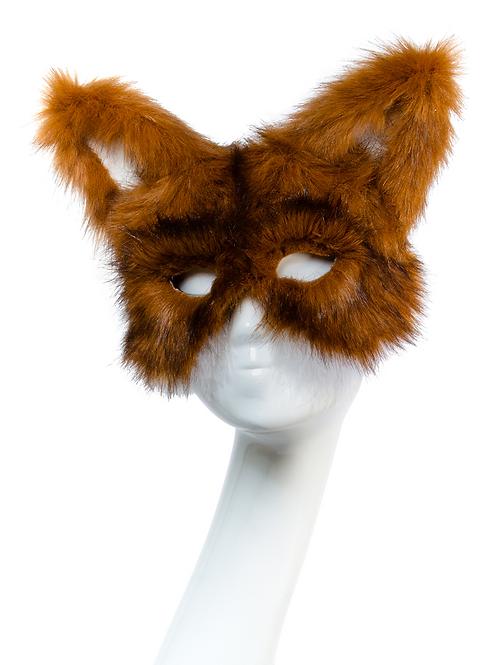 HERITAGE FOX - Fur Animal Mask