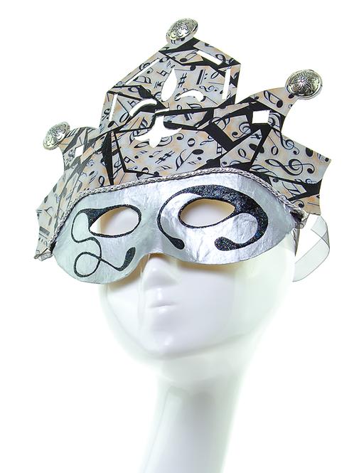 MUSICA - Venetian Style Mask