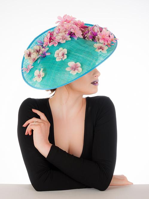 Moana - Floral Blossom Headpiece