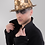 Thumbnail: GOLDEN - Leather Trilby Hat