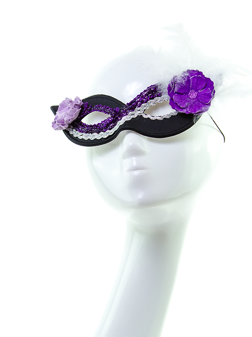 ELVIRA - Masquerade Mask