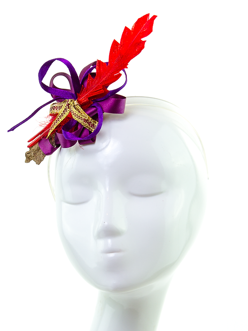 BACK to NATURE - Headband Headpiece