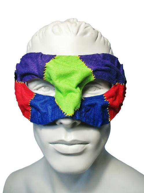 PATCHWORK - Masquerade Mask