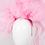 Thumbnail: Pretty in Pink - Tulle Net Headdress