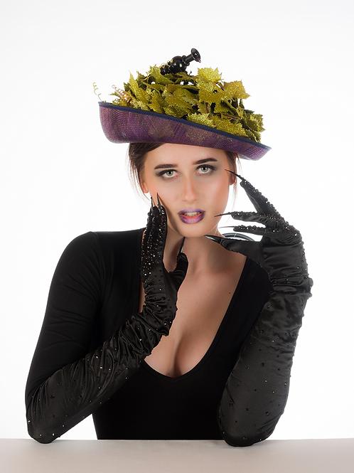 Poison - Ivy Glitter Hat