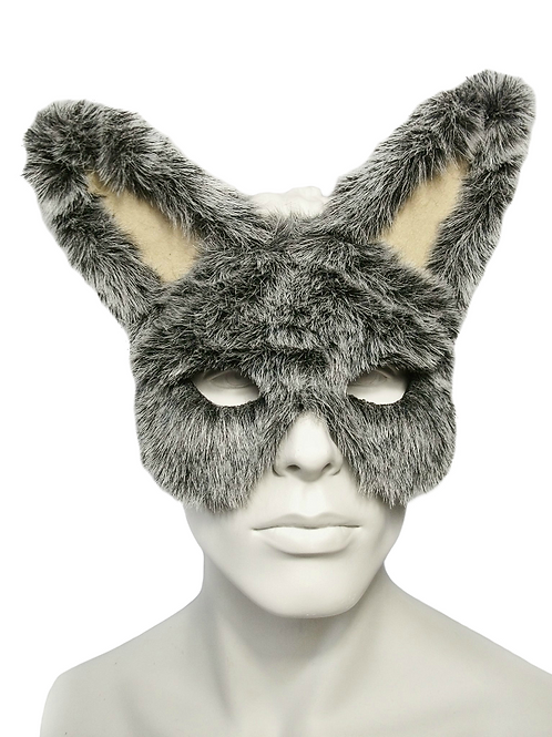 HERITAGE WOLF - Fur Animal Mask