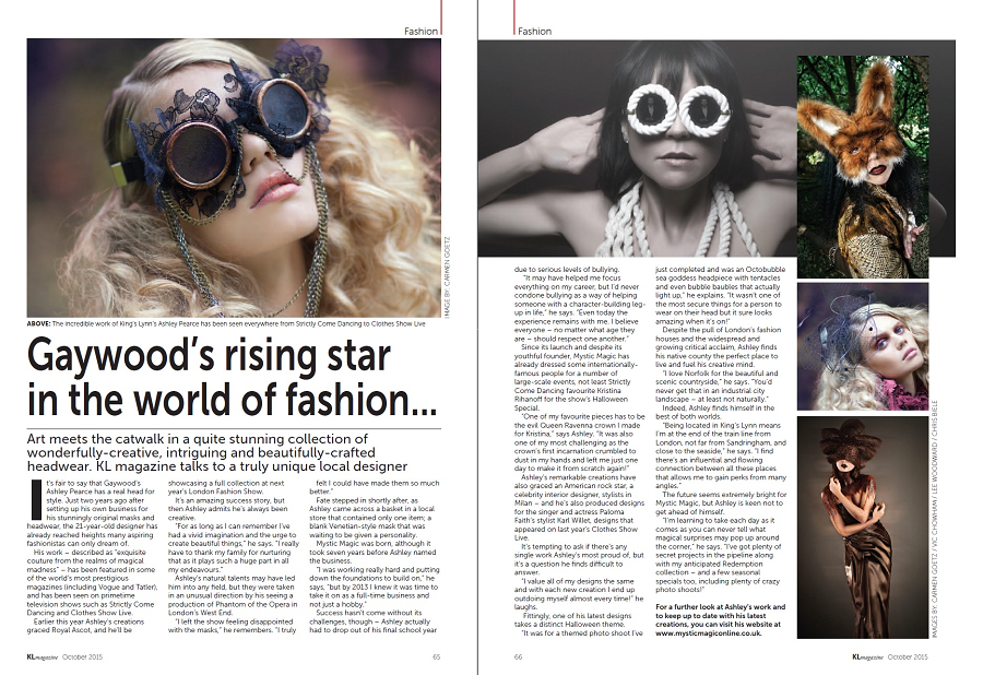 KL Magazine, October 2015