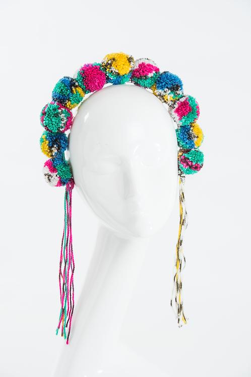 Ella Rae - Pompom Headband