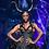 Thumbnail: Horns di Toro - Black Horned Headdress