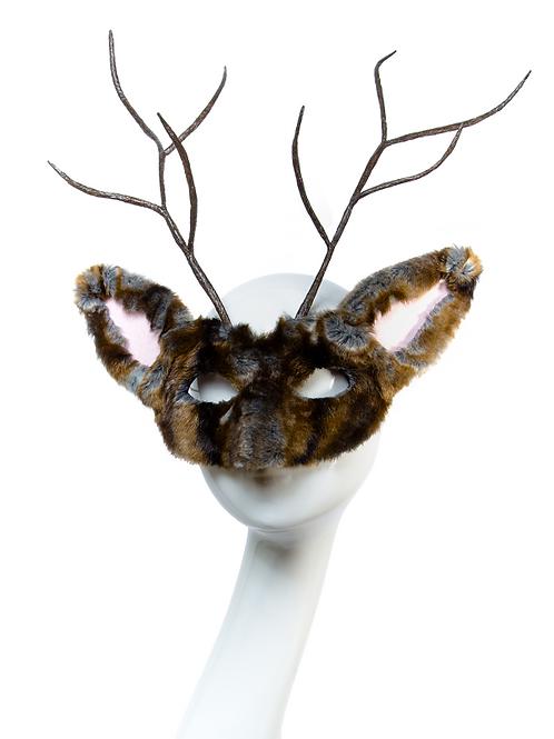 HERITAGE STAG - Fur Animal Mask