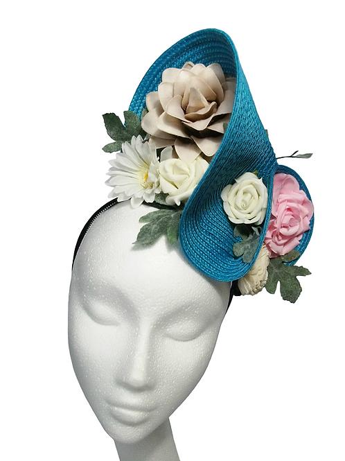 FLUERIR - Floral Headpiece